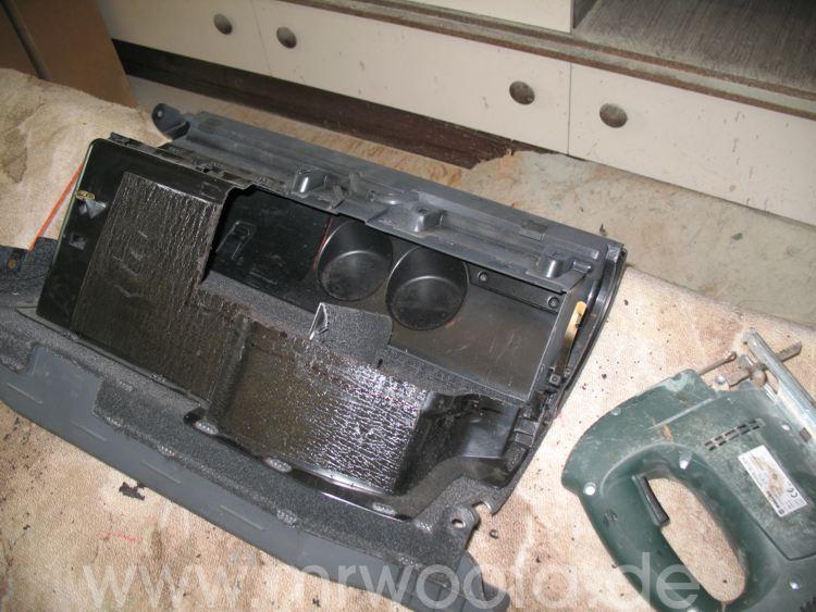 pioneer rs m1 odr wechsler im handschuhfach audi a3. Black Bedroom Furniture Sets. Home Design Ideas