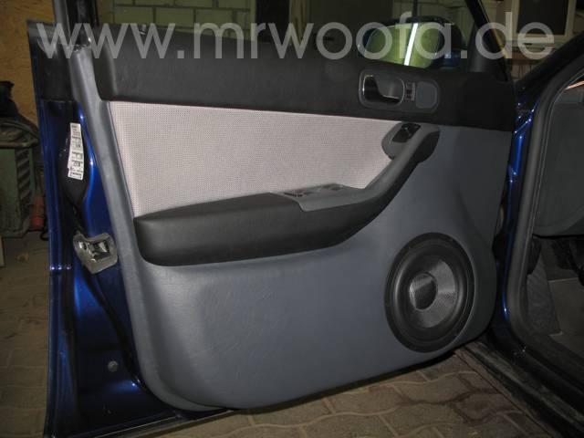 Türverkleidung beziehen neu b4 80 audi Audi A4
